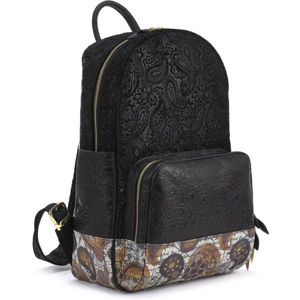 Sport backpack black Ganesh 2