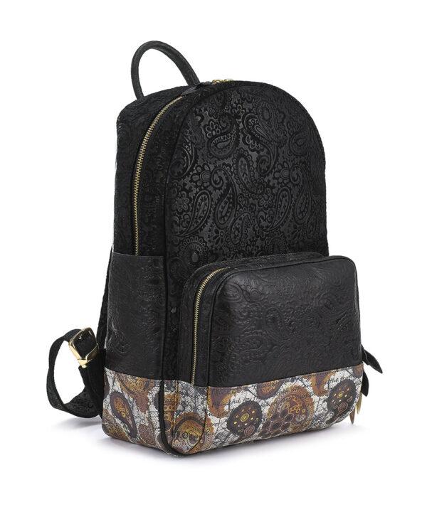 Sport backpack black Ganesh 2