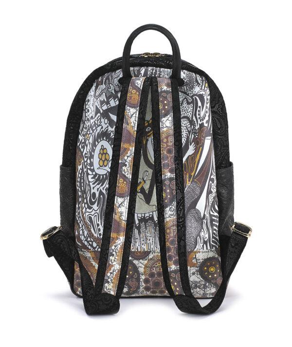 Sport backpack black Ganesh 3