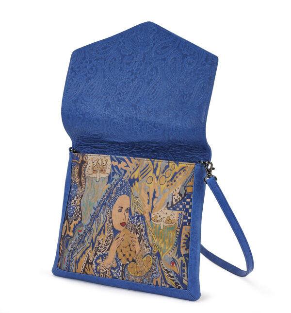 cross body blue Miracles 2