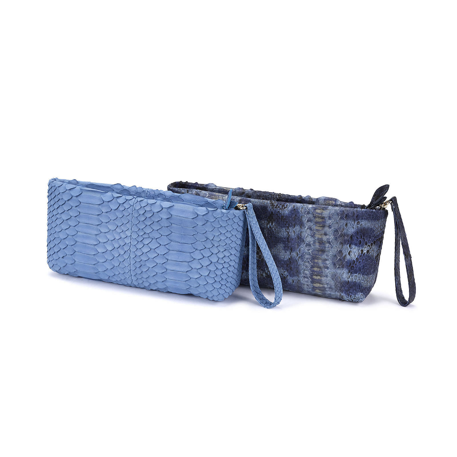 mini-python-clutches-blue-and-tri-blue