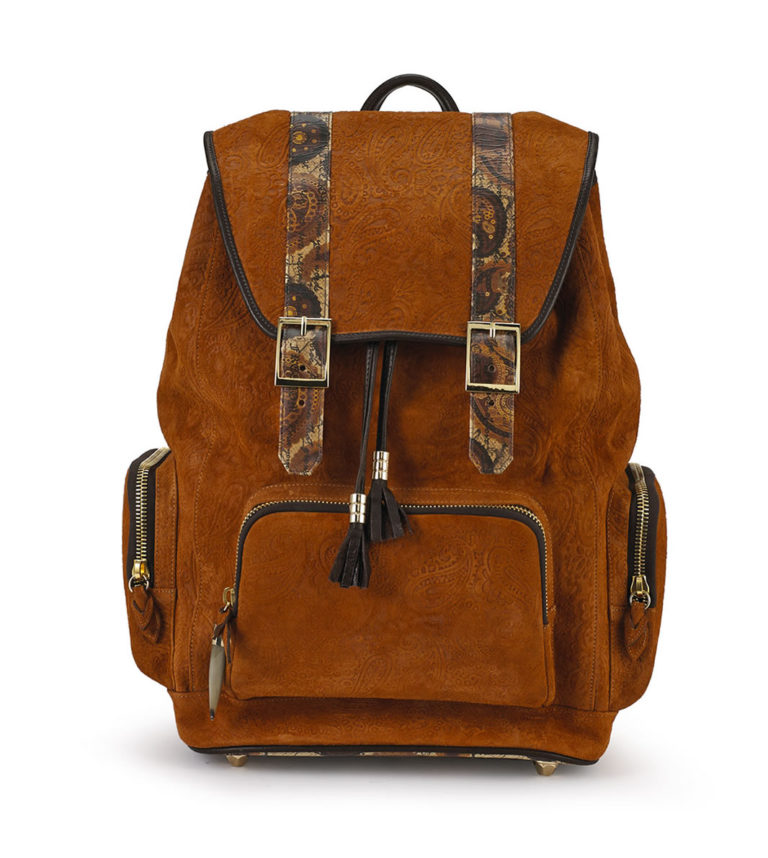 BACKPACK GOLDEN BROWN REBIRTH 1