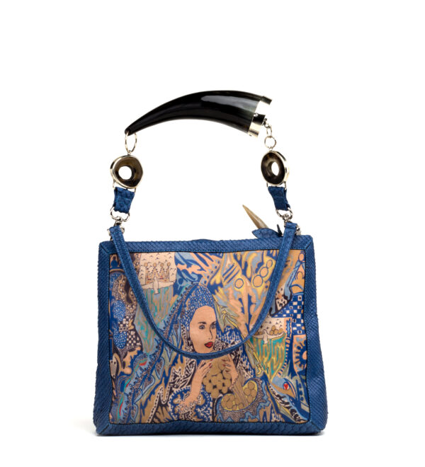 oversized-horn-handle-clutch-miracles-blue