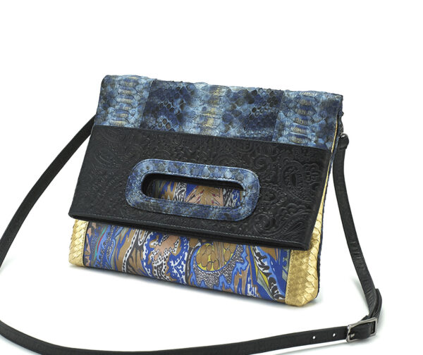foldover-crossbody-miracles-blue-blk-python